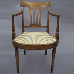 Satinwood antique restoration