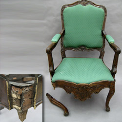 antique chair repair & Hampshire Antique Restoration - furniture restoration and ...