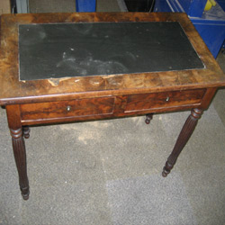 replace desk leather
