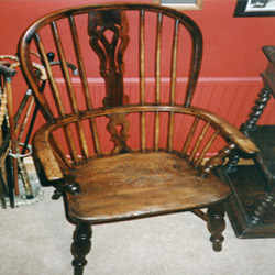 windsor chair restoration